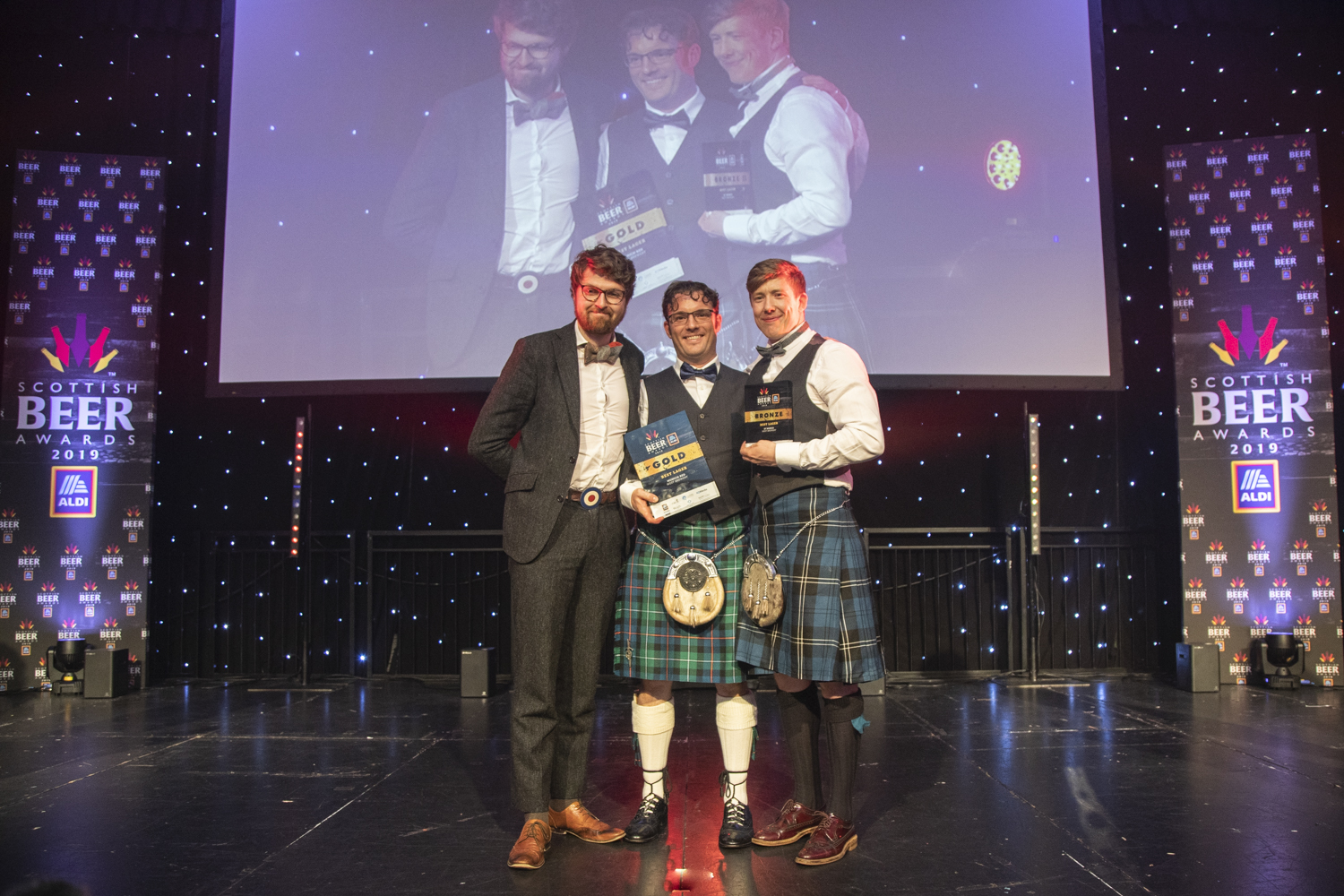 Munich Red wins Best Scottish Lager 2019